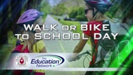 Walk or Bike to School Day