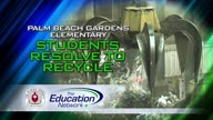 Students Resolve to Recycle