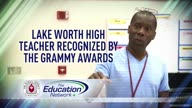 Lake Worth High Teacher Grammy Semifinalist