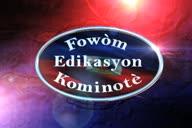 Fowòm Edikasyon Kominotè 11-10-16