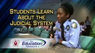 Students Learn About the Judicial System