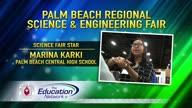 Science Fair Star: Marina Karki