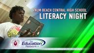 Palm Beach Central High School Literacy Night