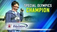 Special Olympics Champion