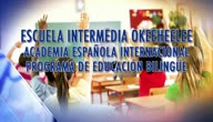 Escuela Intermedia Okeeheelee Academia Española Internacional Programa de Educación Bilingüe