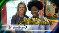 Leaders 4 Life Scholarship Finalist