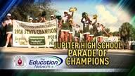 Jupiter High School Parade