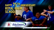 Happy 75th Anniversary Royal Palm School