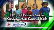 Kindergarten Corner: Happy Holidays!