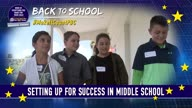 Setting Up for Success in Middle School