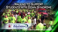 Walking to Support Students with Down Syndrome