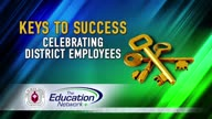 Keys to Success: Celebrating District Employees