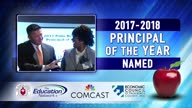 2017-2018 Principal of the Year Named