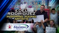 Edel Rodriguez: Inspiring Young Artists