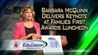 Barbara McQuinn Delivers Keynote at Families First Awards Luncheon