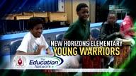 New Horizons Elementary Young Warriors
