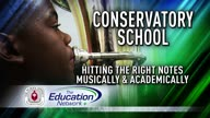 Conservatory School - Hitting the Right Notes Musically and Academically