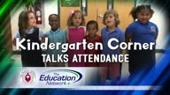 Kindergarten Corner Talks Attendance