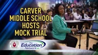 Carver Middle School Hosts Mock Trial