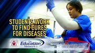 Pahokee Medical Sciences Students Conduct Research