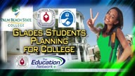 Glades Students Planning for College