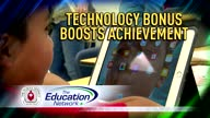 Technology Bonus Boosts Achievement