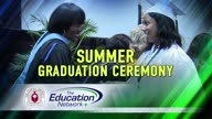 Summer Graduation Ceremony