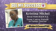 Kristina Michel: From Cancer Patient to Future Doctor