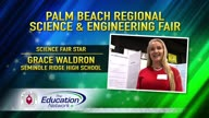 Science Fair Star: Grace Waldron