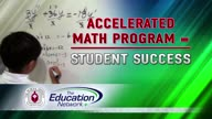 Accelerated Math Program (AMP) 2 += Student Success