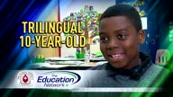 5th Grader Builds a Love of Language