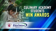 Culinary Academy Students Win Awards
