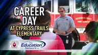 Career Day at Cypress Trails Elementary