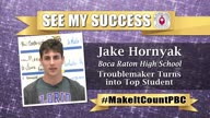 Jake Hornyak: Troublemaker Turned into Top Student