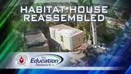 Habitat House Reassembled