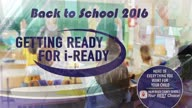 Getting Ready for i-Ready