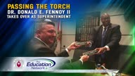 Passing the Torch: Dr. Donald E. Fennoy II Takes over as Superintendent