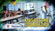 Kids Become Counselors