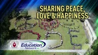 Sharing Peace, Love & Happiness