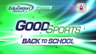 Good Sports -Back to School Edition