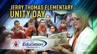 Jerry Thomas Elementary Unity Day