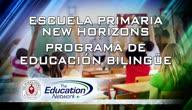 Programa Lenguaje Escuela Elemental de New Horizons