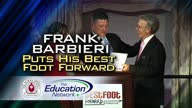 Frank Barbieri Wins Champion of Children Award