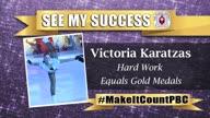Victoria Karatzas: Skating Sensation
