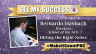 Bernardo Hasbach: Hitting All the Right Notes