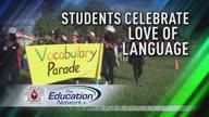 Students Celebrate Love of Language