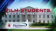 Film Students Meet the President