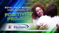 Positivity Project at Royal Palm Beach High School