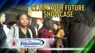 Claim Your Future Showcase