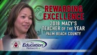 2018 Macy's Teacher of the Year